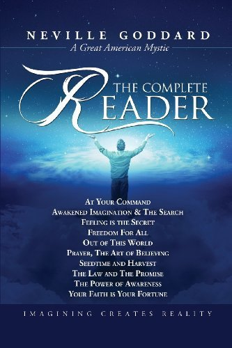 The Compete Reader Book by Neville Goddard