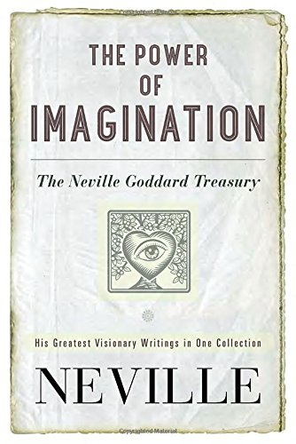 Power of Imagination Book by Neville Goddard